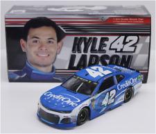 NASCAR 2018 KYLE LARSON #42 CREDIT ONE BANK 1/24 DIECAST CAR