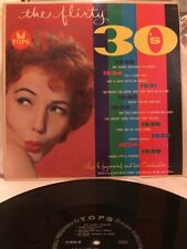 9654S-A Lew Raymond And His Orchestra - The Flirty 30's VG+ Vinyl Record Album