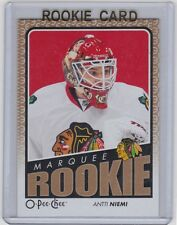 09-10 2009-10 O-PEE-CHEE ANTTI NIEMI ROOKIE RC 548 CHICAGO BLACKHAWKS
