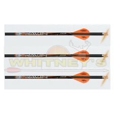 RAVIN Crossbow / Xbow Bolts with Lighted Nocks / Arrows .003 straightness 3 Pack