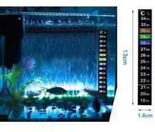 Aquarium thermometer water meter accessories Thermometer Fahrenheit & Celsius ♫