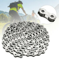 New 6-10 Speed Bike Chain Road MTB Mountain Bicycle Durable Steel 116Links