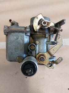 VW Beetle T1 Bocar Solex 34 Pict 3 Carburettor 1600cc Air-cooled