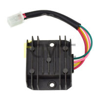 4 Wires Voltage Regulator Rectifier GY6 50 139qmb 150cc Scooter Moped JCL Taotao