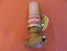 NEW OLD STOCK GOULD VALVE AIR AND WATER VALVE 3/4 SIZE QR-3 120V