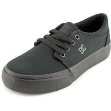 Chaussures noires en toile pour garçon de 2 à 16 ans