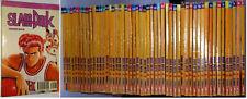 SLAM DUNK 3/62 SERIE QUASI COMPLETA LOTTO 51 MANGA PRIMA EDIZIONE 1997