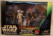 Star Wars Power Of The Force 2 Cinema Scenes Mynock Hunt Leia Carrie Fisher MISB