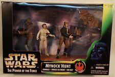 Star Wars Power Of The Force 2 Cinema Scenes Mynock Hunt Leia Carrie Fisher MISB