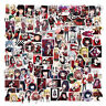 100PCS Anime Japan Kakegurui Stickers Bomb For Skateboard Laptop Luggage Decals