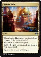 MTG x4 Aether Hub Kaladesh Uncommon Land Magic the Gathering NM/M SKU#188