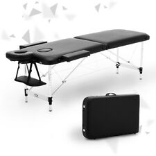 Folding Lightweight Portable Massage Table Beauty Salon Bed Therapy Couch Relax
