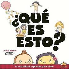 NEW Que es esto? (Spanish Edition) by Cecilia Blanco