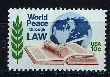 ESTADOS UNIDOS/USA 1975 MNH SC.1576 World Peace and Law