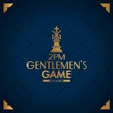 K-pop 2Pm - Vol. 6 [Gentlemen'S Game] (2Pm06)