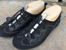 ECCO Women's Size 36 US 5 5.5 Vibration II Toggle Black Sneakers No Lace Minimal