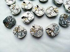 Watch Parts Movements Steampunk Parts Mechanisms 14 pc. Jewelry Making , Zarya