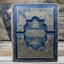 King James: 1886 Parallel Edition Holy Bible, Old and New Testaments | Used