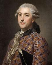 Portrait of Prince Vladimir Golitsyn Borisovtj Alexander Roslin rus B A3 00372