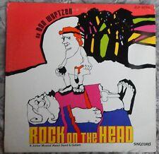 Don Wyrtzen -Rock On The Head: A Junior Musical About David&Goliath LP  ZLP 923S
