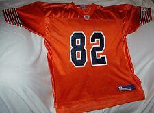 Rare Alan Page jersey! Chicago Bears men's XL NEW! NFL throwback ORANGE