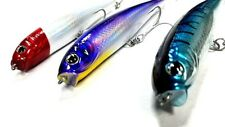Sinking Pencil Stick Bait Gladiator Searcher 140 Tuna Kingfish Topwater Lures 3
