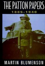 The Patton Papers, Vol. 1: 1885-1940-ExLibrary
