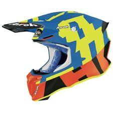 Airoh Giro 2.0 Marco Azur Mate Motocross MX Enduro Moto de Cross Casco