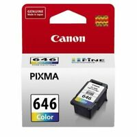 genuine Canon CL-646 Colour Ink Cartridge for TS3160 MG2965 TS3165 TR4560