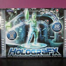 HolograFX OLOGRAFICA effetti illusione RECORD Smartphone iPod Touch Nuovo di Zecca