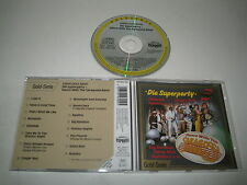 SARAGOSSA BAND/DIE SUPERPARTY(ARIOLA/297 002)CD ALBUM