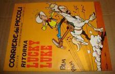 Strisce a fumetti di fumetti europei e franco-belgi corriere dei piccoli anno 1968