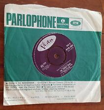 Jungle Book Bare Necessities Wanna Be 45 Record Vinyl British Parlophone Sleeve