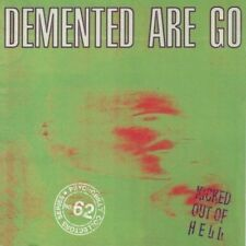 Demented Are Go - Kicked Out Of Hell [CD]