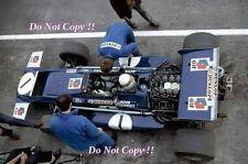 Jackie Stewart Tyrell 001 Canadian Grand Prix 1970 Photograph 1