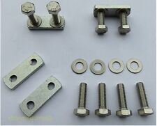 Land Rover Series & Defender Grab Handle Fixing Kit with Stainless Steel Bolts
