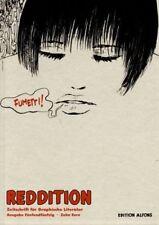 DOSSIER FUMETTI  deutsch REDDITION 55 Italienische Comics CREPAX,MANARA,SERPIERI