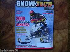 Snow Tech Magazine March 2008