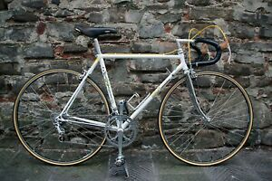 masi prestige 1983 limited edition campagnolo 50 years anniversary italy steel