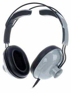 Superlux HD651 Circumaural Closed-Back Headphones * BRAND NEW SEALED * GREY