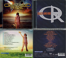 2 CDs, Coastland Ride - Distance (2017) + ST (debut, 2003/2011 remastered+3) AOR
