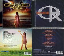 2 CDs, Coastland Ride - Distance (2017) + ST (debut, 2003/2011 remastered+3) AOR