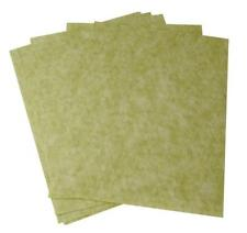 10/Pk Green Wet Dry Polishing Papers 30 Micron 400 Grit Jewelry Abrasive Sheets