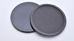 Unbranded Metal 62mm Filter Stack Cap Set (#4422)