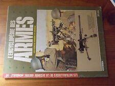 $$$ L'Encyclopedie des Armes N°14 Les mitrailleuses de la Seconde Guerre Mondial