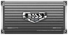Boss Armor Class D Monoblock Amplifier 3000w Max Boss Audio Ar3000d Amplifier