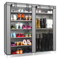 High Quality Shoe Rack Shelf Portable Storage Closet Organizer Cabinet 9 Lattice