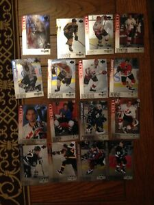 Daniel Tkaczuk 1996-97 Upper Deck Black Diamond Hockey  (One Card) (13,702)