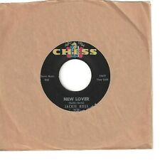 JACKIE ROSS  Northern 45  New Lover / Jerk And Twine - NM