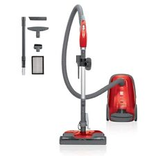Kenmore 81414 400 series Bagged Canister Vacuum Cleaner With Hepa Filter red